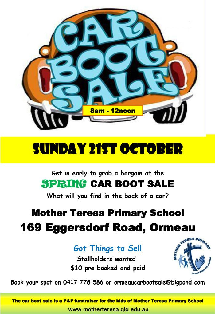 car boot sales - Google Search car boot sale Pinterest Car boot - car ad template
