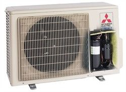 Mitsubishi Electric Cooling Heating Systems Use Advanced