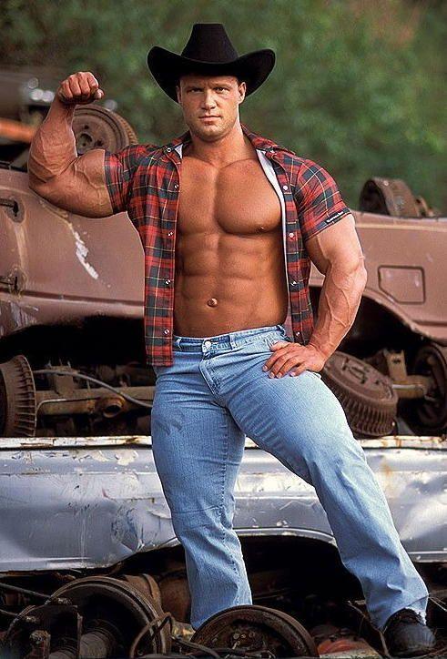 Muscle Jocks: Cowboy Hunk