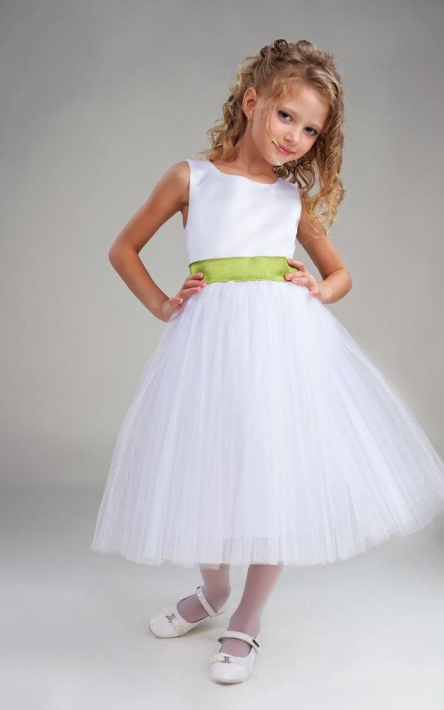 Детские выпускные платья для девочек купить