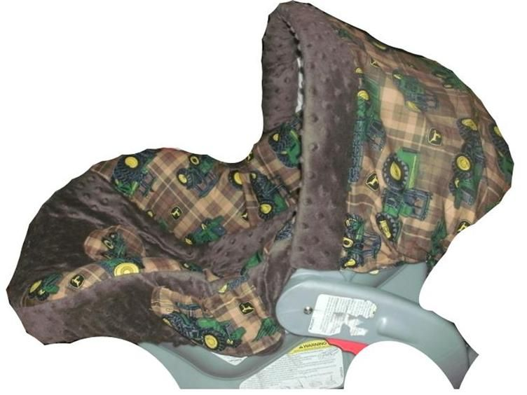 john deere infant car seat cover $ 72 99 john