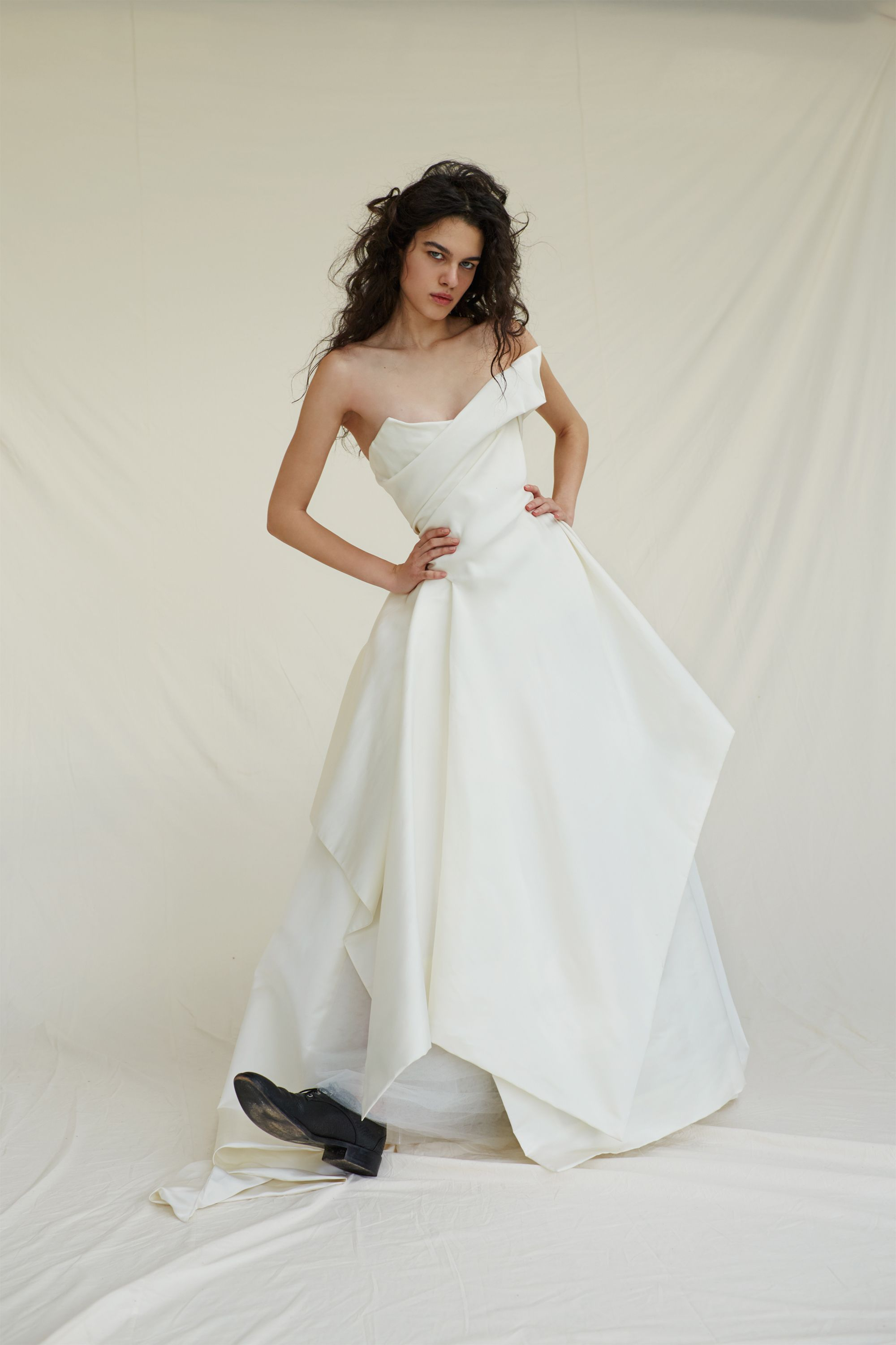 Exclusive Vivienne Westwood Is Bringing Her Bridal Collection To