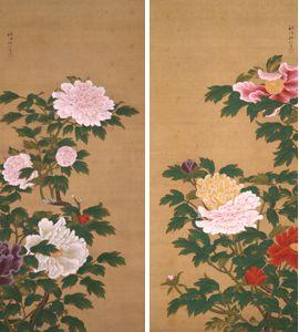 板橋区立美術館 コレクション 日本画 美術館 絵