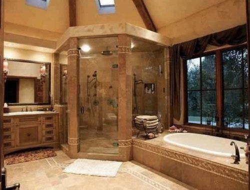 Everyone Deserves To Have Their Dream Bathroom 36 Photos