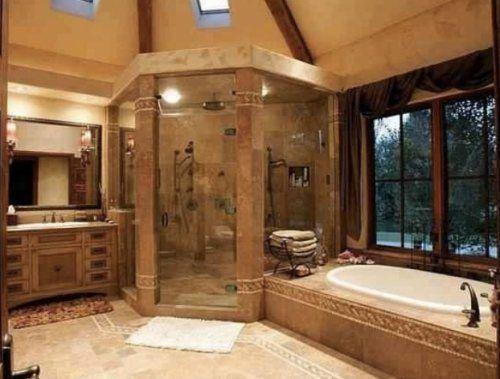Everyone Deserves To Have Their Dream Bathroom 36 Photos