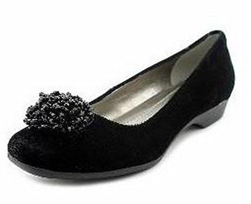 52dad00a47663 Pin by CopperWest Outfitters on Women's Ballet Flats Shoes | Black ...