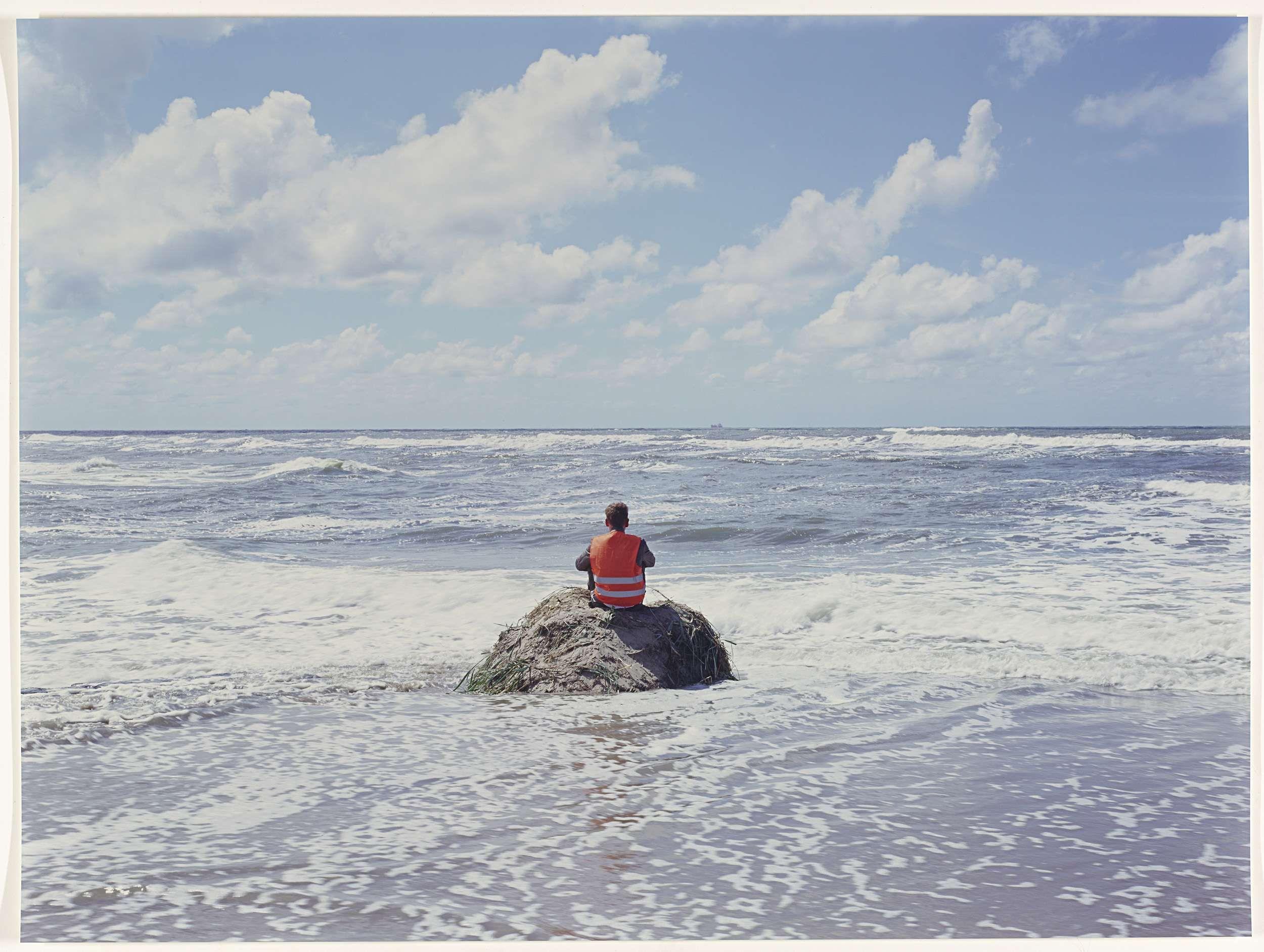 De stijgende zee, Marnix Goossens, Grieger GmbH   Co. KG, 2008