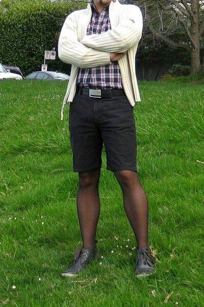 Pin von Crystal James auf Legwear for Men   Strumpfhosen