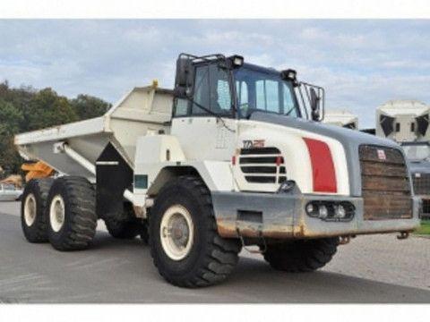 terex tr100 mining truck workshop repair service manual download