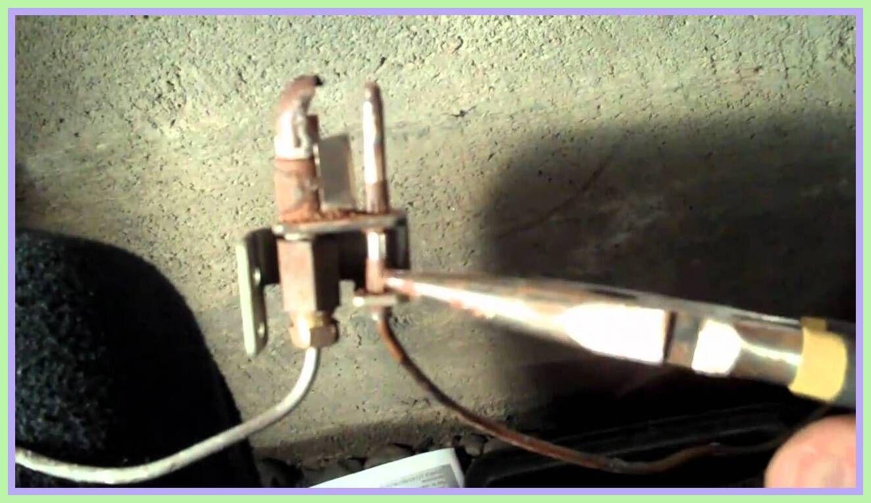 Pin On Pilot Light Assembly Gas Furnace