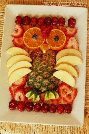 D co d gustation myself salade de fruits dessert et collations - Decoration de salade sur assiette ...