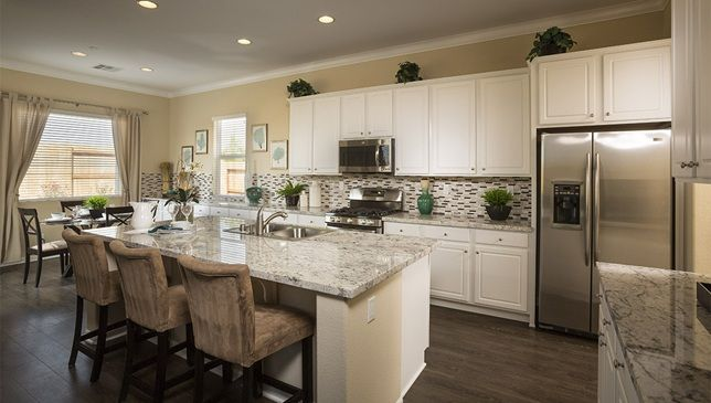 New Homes in Meadowlark At Village Green | Bakersfield, California ...