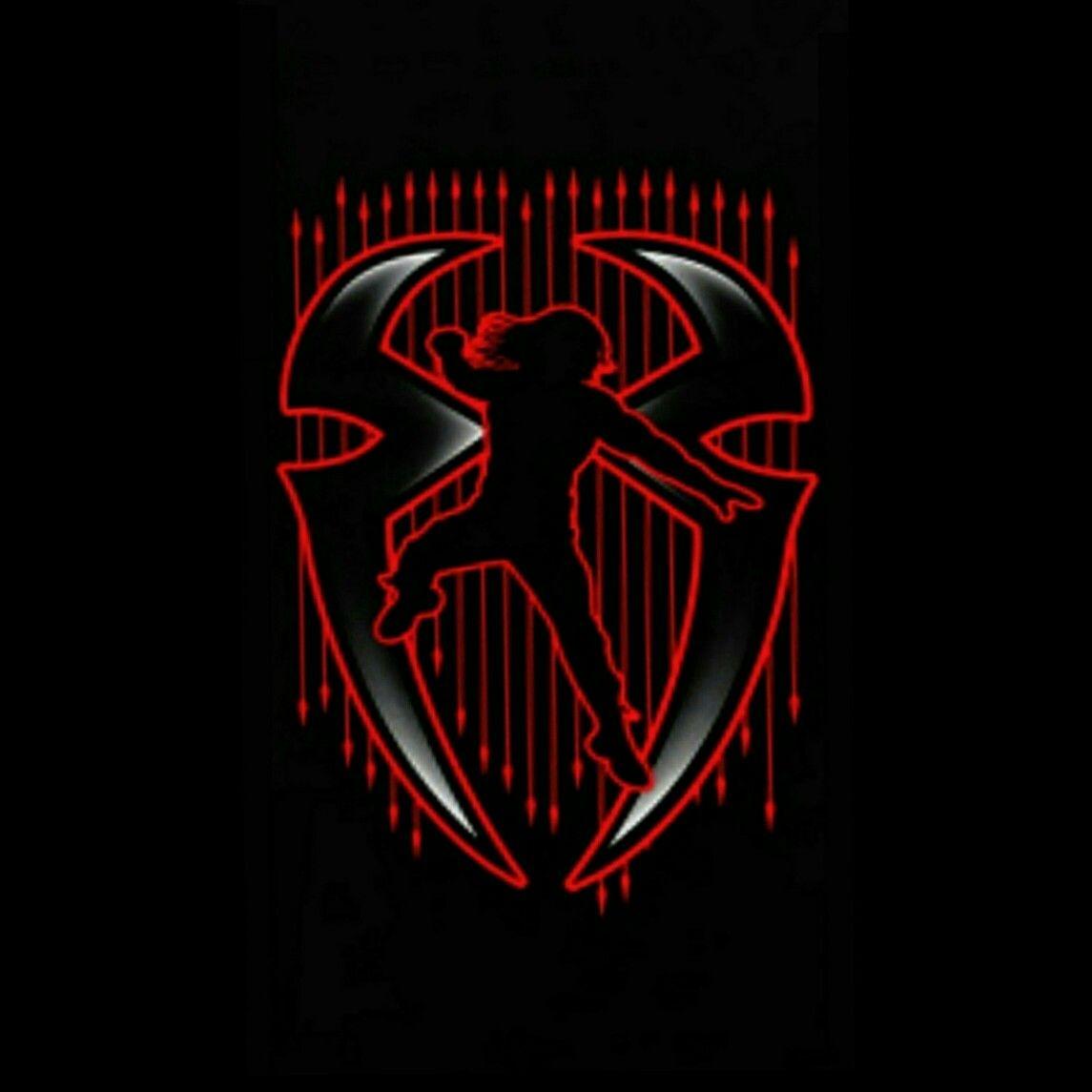 Roman Reigns Roman Reigns Roman Reigns Logo Wwe Superstar Roman Reigns