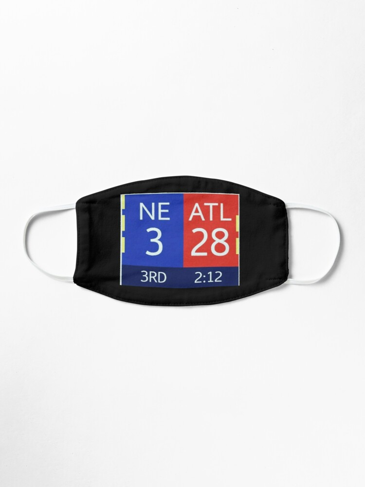 On February 5 2017 The Falcons Had A 28 3 Lead In Super Bowl Li With 2 12 Left In The 3rd Quarter But They Couldn T Close In 2020 Meaningful Art Led Mask Mask Design