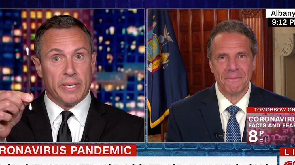 Dan Gainor Andrew Cuomo And Brother Chris Make A Mockery Of Journalism Viewers And Cnn In 2020 Journalism Mockery Cnn