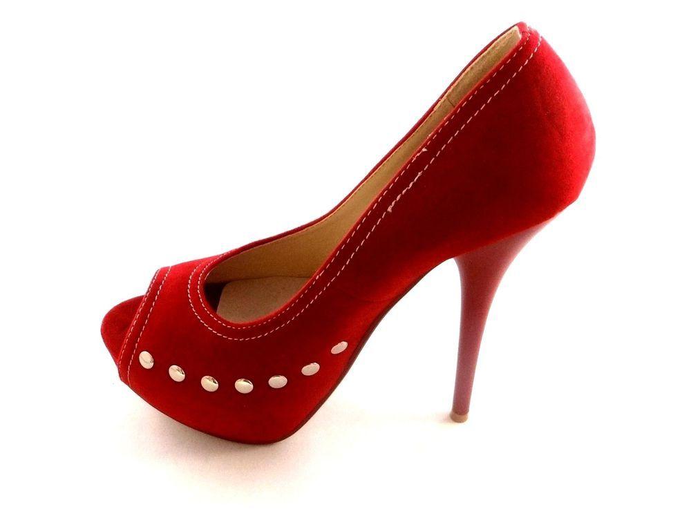 91ed6310e8c Ladies   women high heel platform shoes casual wear shoes size 3-7.5 ...