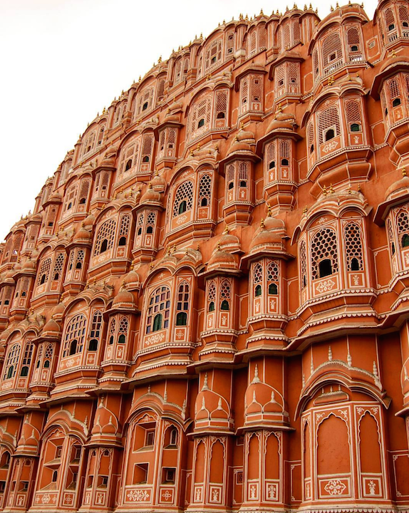 Explore the Pink City in Jaipur, India. 21 Destinations That Will Take Your Breath Away