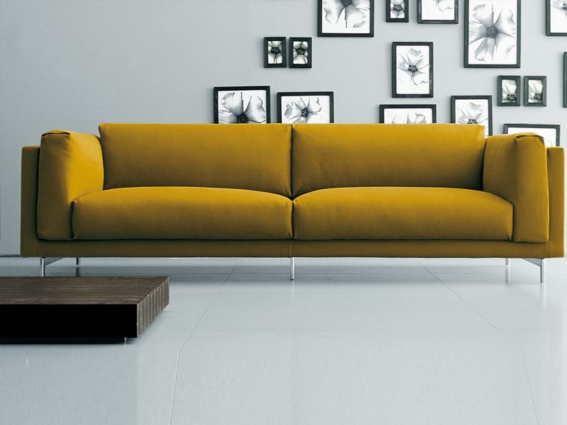Sofa with removable cover FAMILY LIFE by Living Divani design - divanidivani luxurioses sofa design