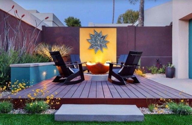 Aménagement terrasse en 105 idées modernes et élégantes