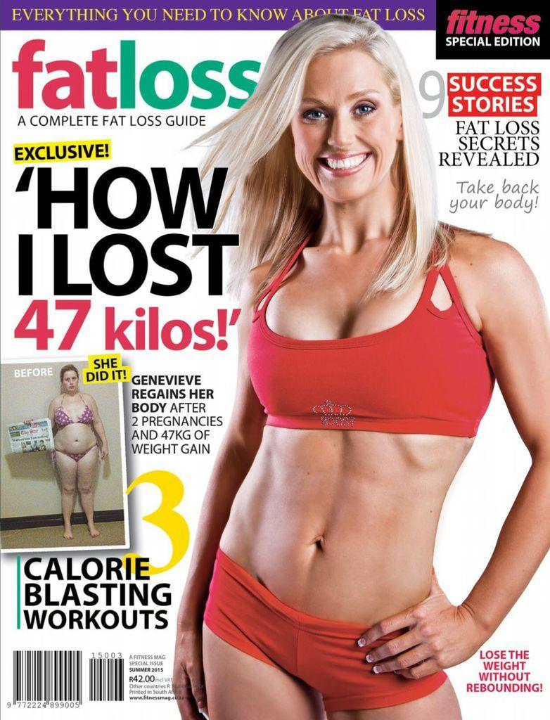 Fatloss Back Issue Summer 2015 (Digital)