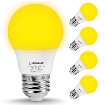 Sponsored Link Lohas Bug Light Bulb Yellow Led Bulbs Outdoor