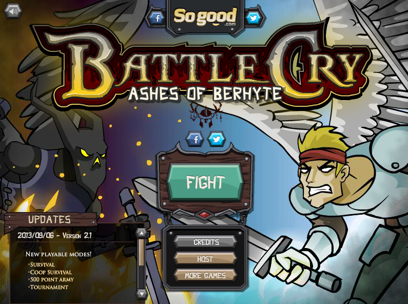 Play BattleCry. Immerse yourself in the world of Battle