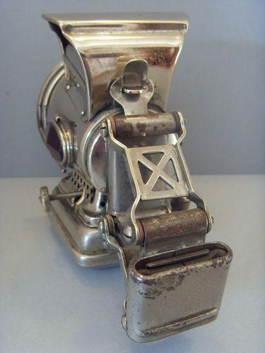 1920s Joseph Lucas Silver King Vintage Bicycle Lamp Fahrrad Fahrradlampe Oldtimer