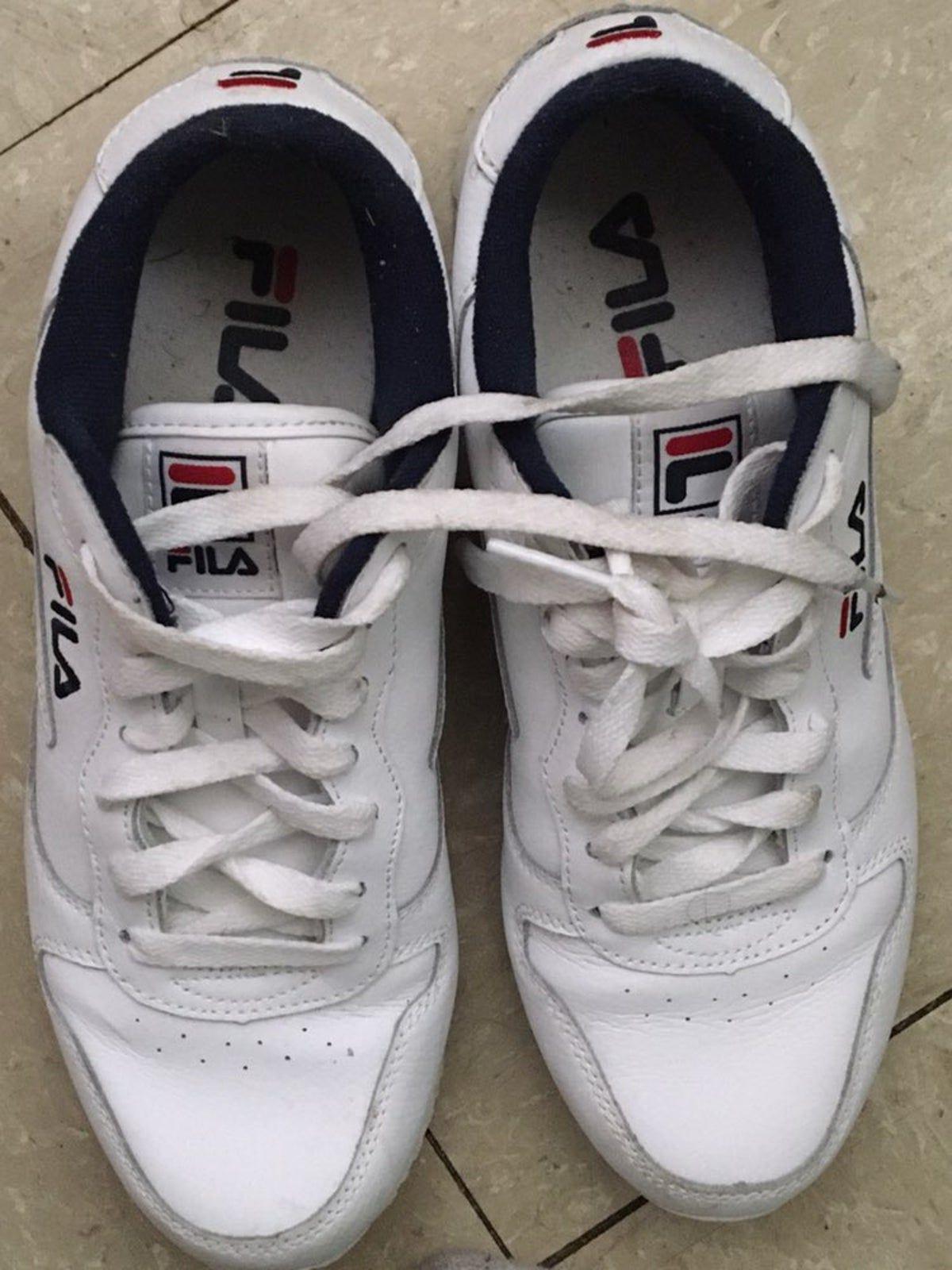 Fila shoes mens size 8 $30 free shippin