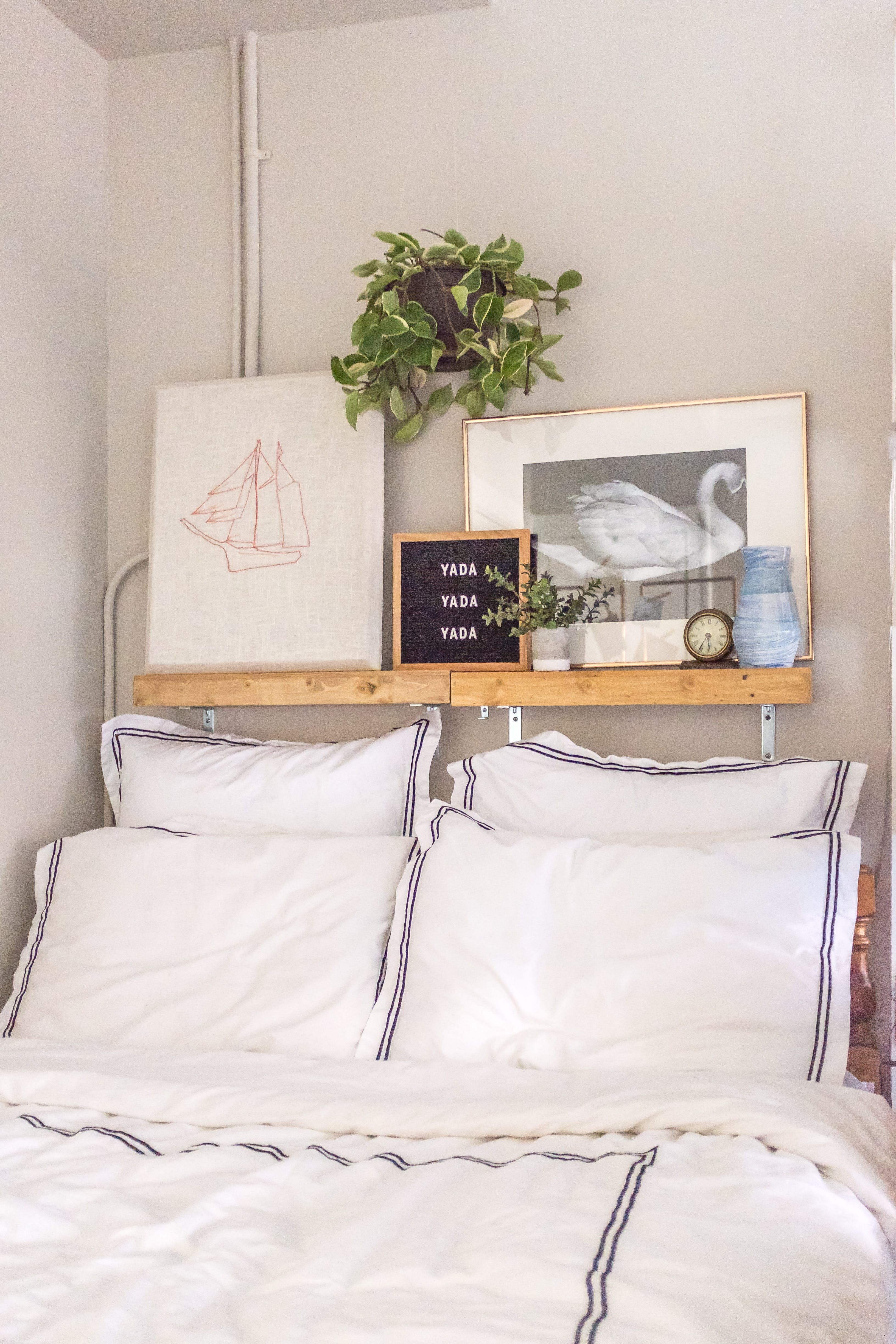 A First-Time Studio Dweller\'s Crafty 400-Square-Foot Home | Letter ...