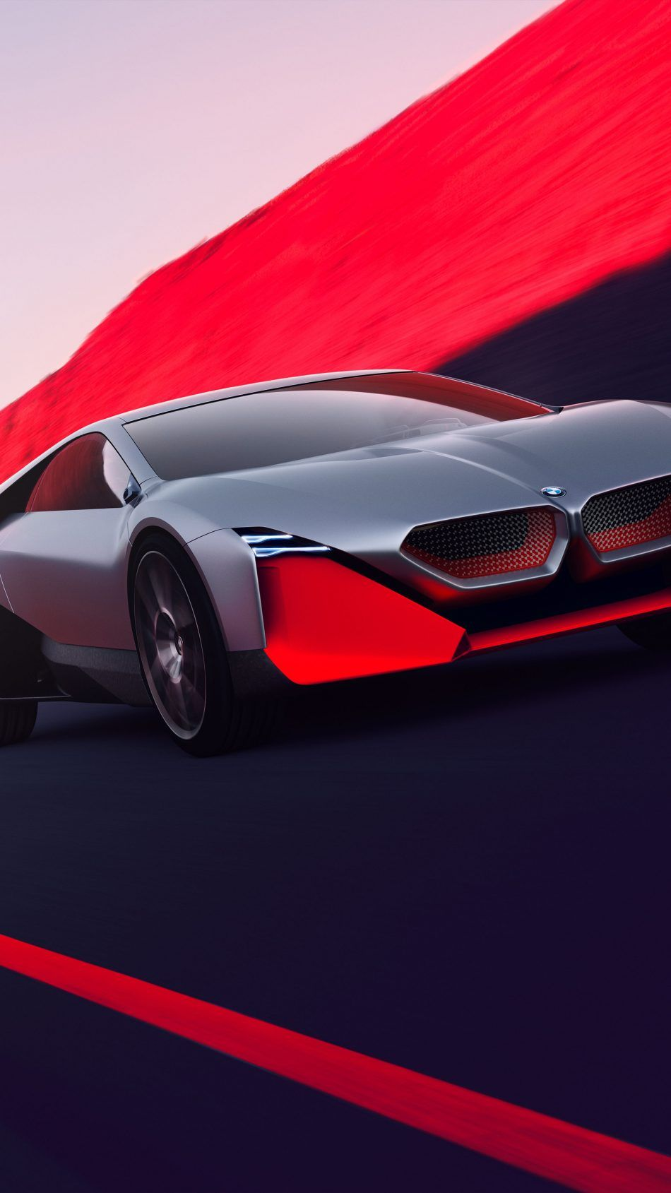 Bmw Vision M Next Concept Car Concept Cars Sports Car Wallpaper