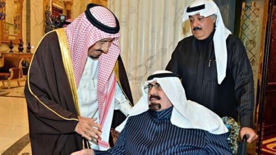 Stranger Last Picture Of His Majesty King Abdullah Bin King Abdullah Jeddah Hotel