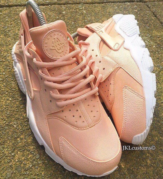 7788a06ff1459 nike huarache rose gold earrings sneakerdiscount