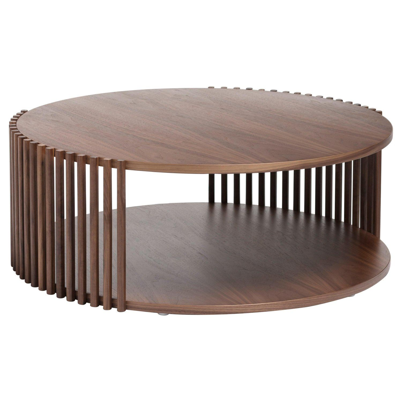 Palafitte 83 Walnut Table By Debonademeo For Medulum Walnut Table Walnut Coffee Table Modern Sofa Table [ 1500 x 1500 Pixel ]