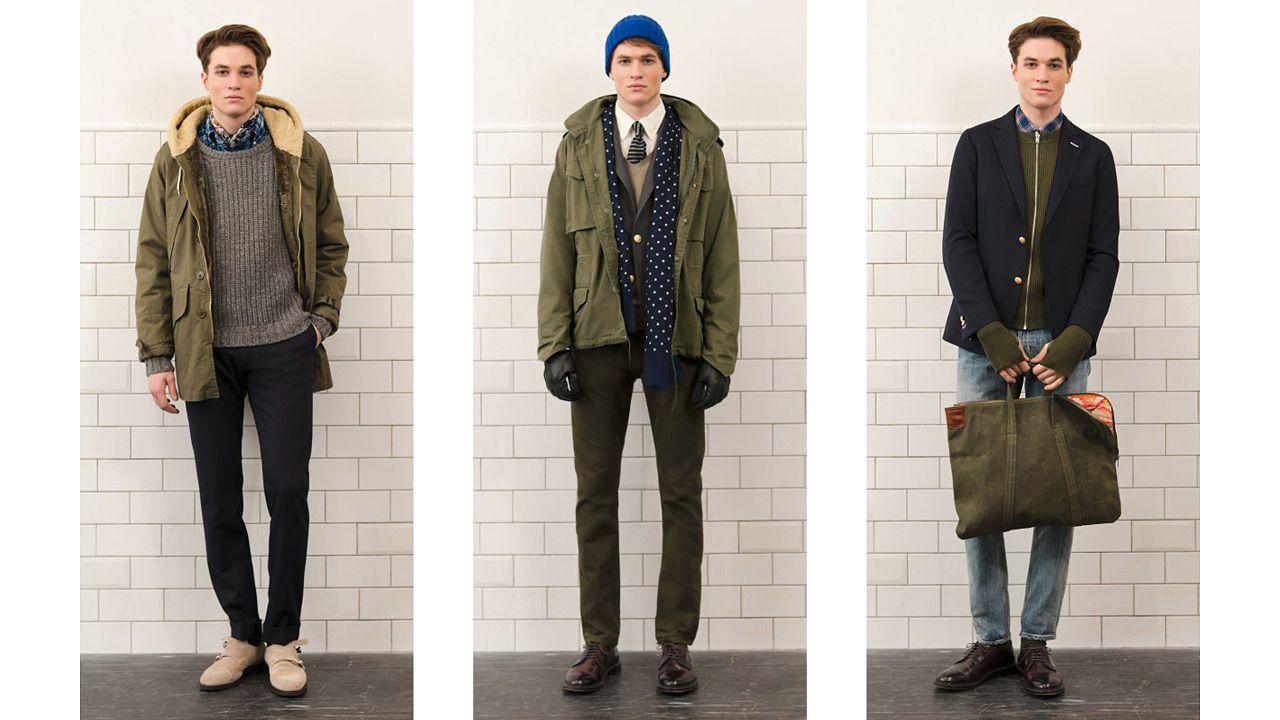 Bien connu GANT Rugger Fall/Winter 12 | Men's Style | Pinterest JN87