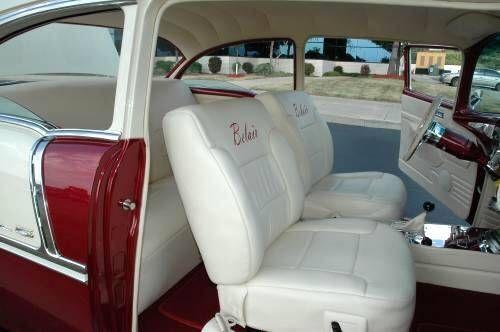 1955 chevrolet bel air custom sedan interior 55 chevy pinterest 1955 chevrolet chevrolet. Black Bedroom Furniture Sets. Home Design Ideas