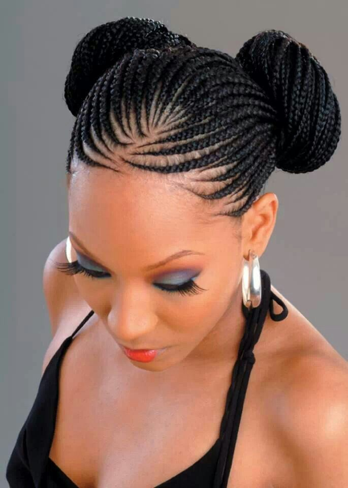 50 Best Cornrow Braids Hairstyles For 2016 Fave Hairstyles Hair Styles Natural Hair Styles Braids For Black Hair