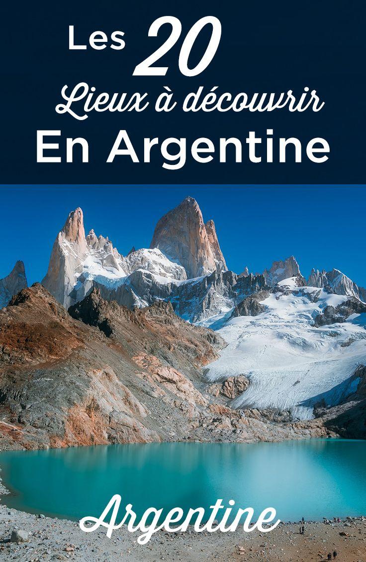 Que faire en Argentine: TOP 20 lieux à voir et visiter