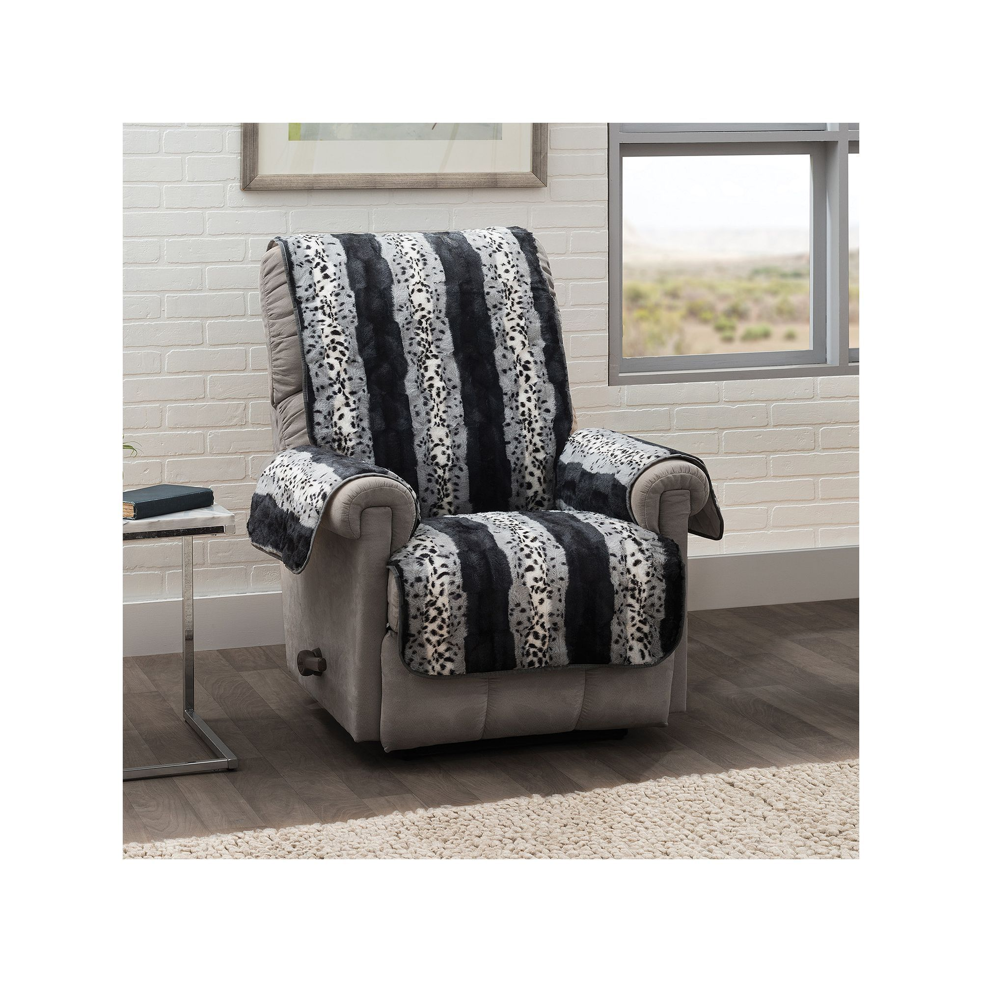 image slipcover home of relaxation wing recliners throughout slipcovers for redesign comfort chair recliner the and