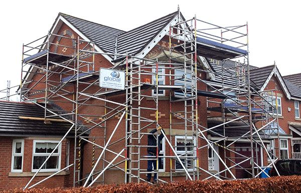 Specialists In Scaffold On Hire Andaime