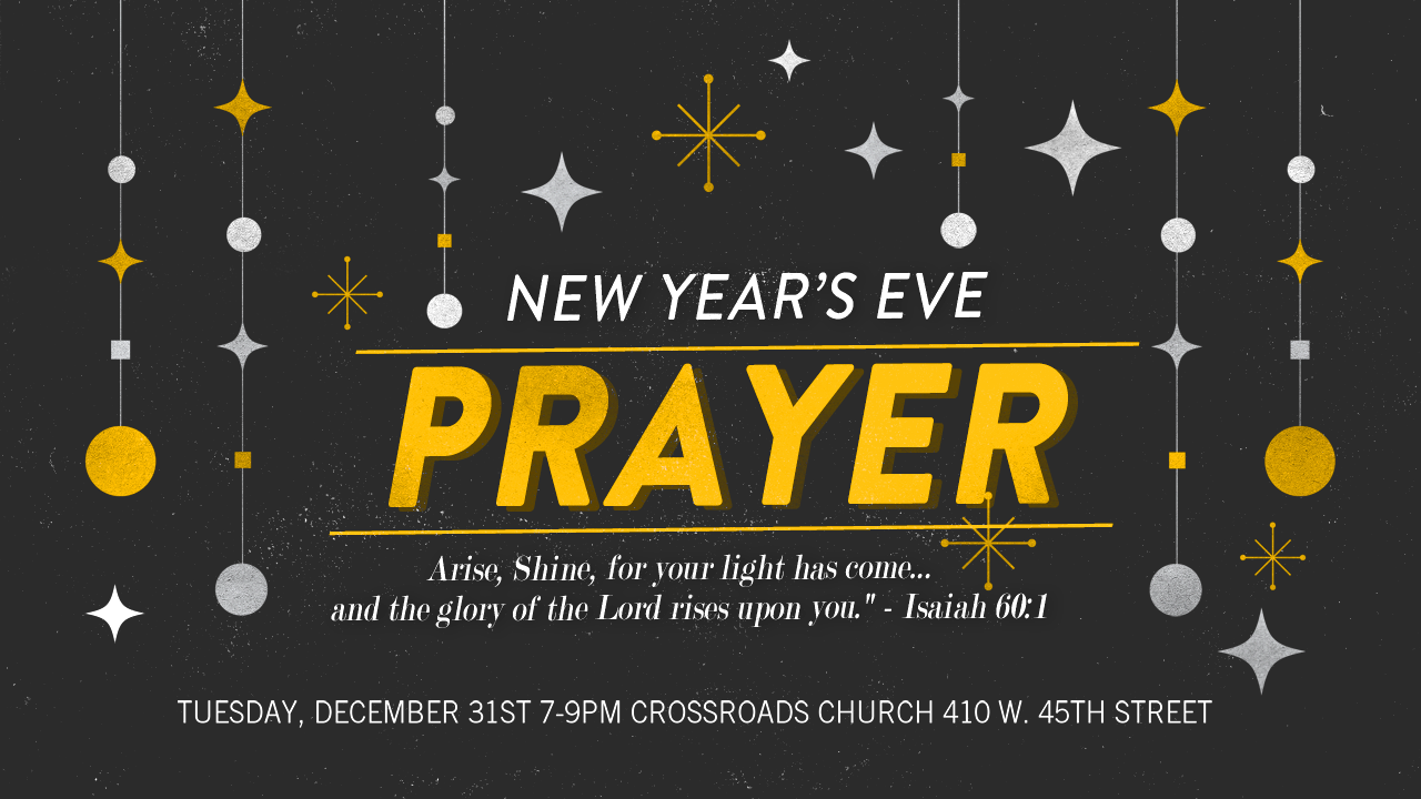New Year\'s Eve Prayer Service | New Year\'s Eve Prayer - Every Nation ...