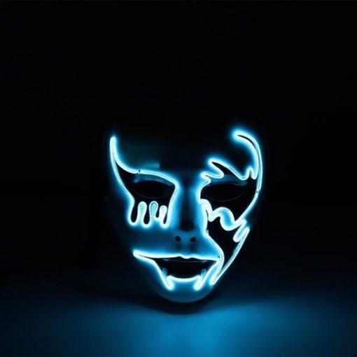 Pin By Benjamin On Halloween Masks Dark Mask Halloween Masks Horror Masks
