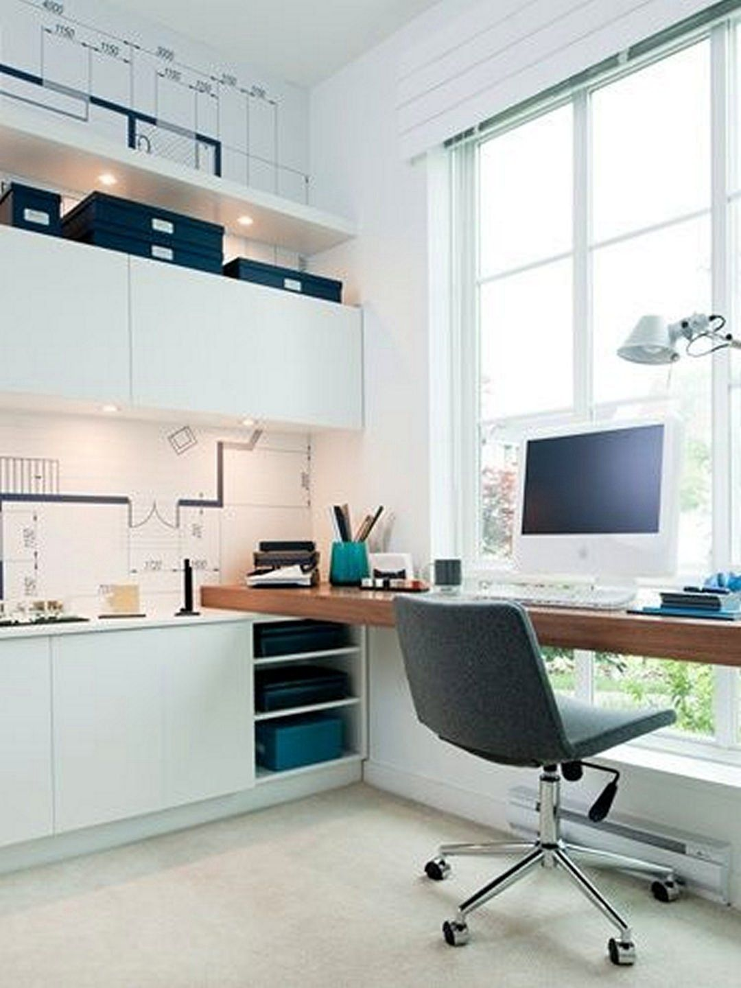 170 Beautiful Home Office Design Ideas | Office designs, Desks and ...