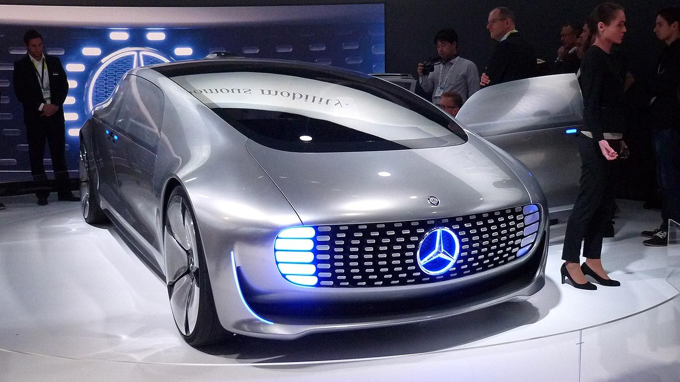 Cool New Car Tech At Ces 2015 Cars Amp Trucks Pinterest