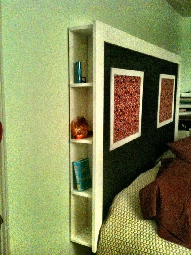 DIY Headboards for Budget Bedroom Makevers Budget bedroom Diy