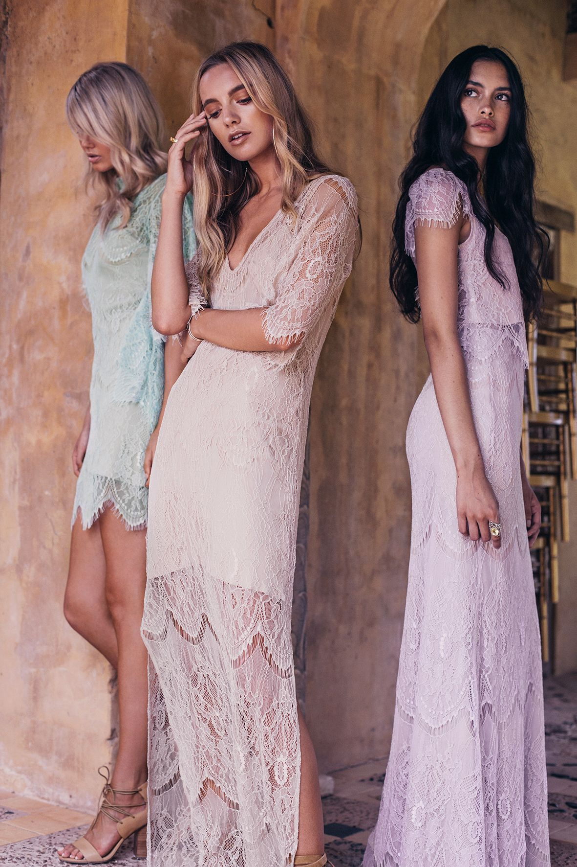 La nouvelle part i graceloveslace my style pinterest the grace loves lace la nouvelle belle campaign introduces the unique bridesmaid in their debut bridesmaid collection ombrellifo Choice Image