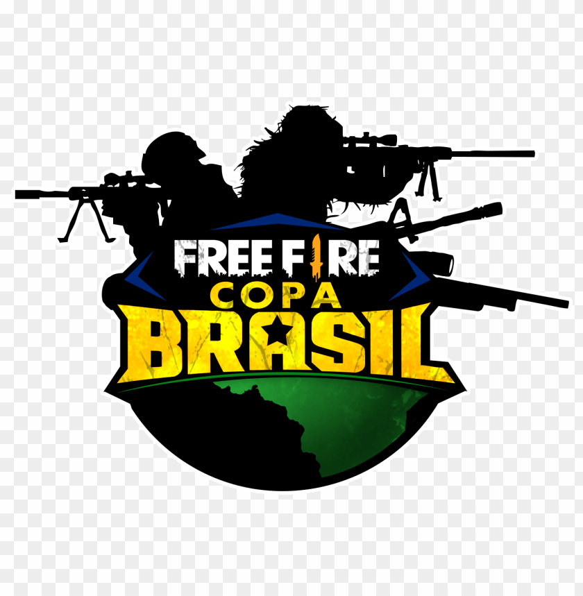 Free Fire Png Logo Copa Do Brasil Png Image With Transparent Background Png Free Png Images Png Images Free Png Team Logo Design