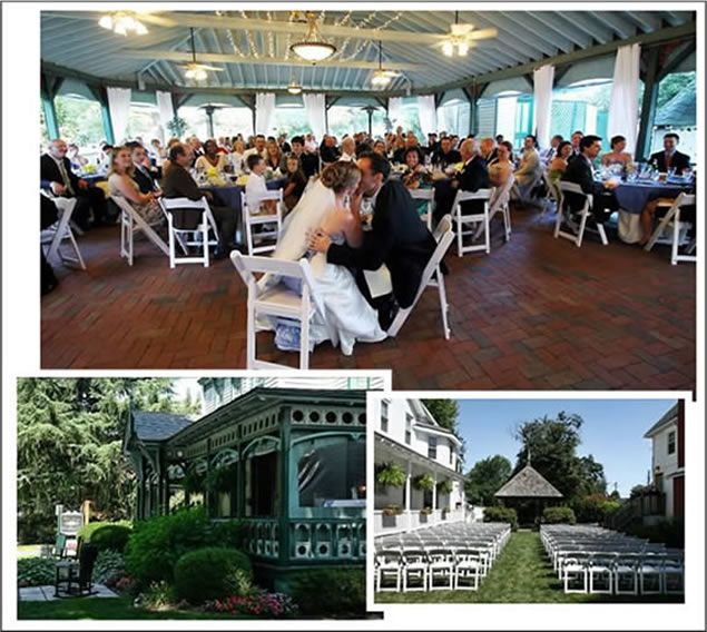 Outdoor Wedding Spots Near Me: One-stop Convenience, Amazing Gourmet, Historic Location