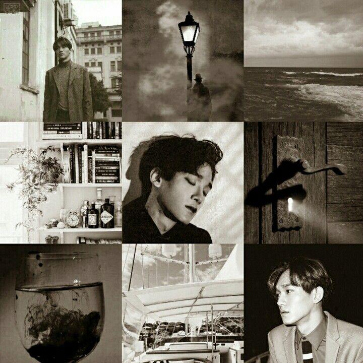 Chen jongdae exo mysterious aesthetic мои коллажи Pinterest - schüller küchen zubehör