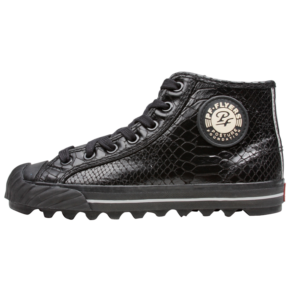 PF Flyers Grounder Hi Reissue Athletic Inspired Shoes - Unisex -  ShoeBacca.com 00320dd73a2d4