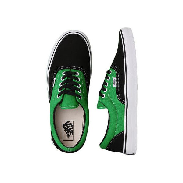 Bright colored shoes, Vans, Green shoes